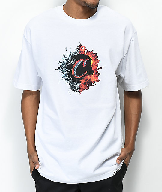 Cookies Endure The Elements White T-Shirt