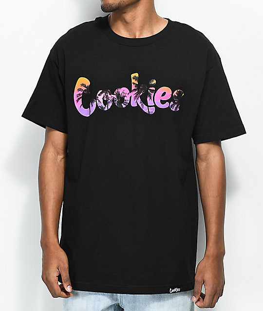 Cookies Made In The Shade camiseta negra