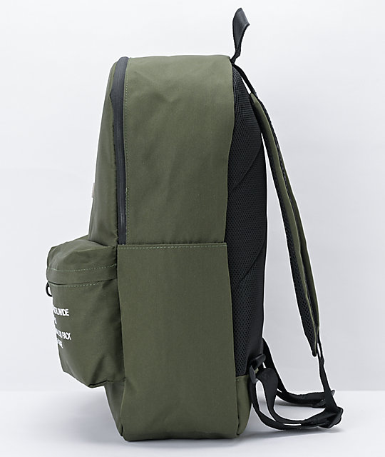 Cookies Orion Smell Proof Green Backpack
