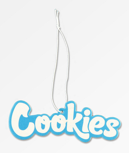 Cookies Thin Mint Logo ambientador