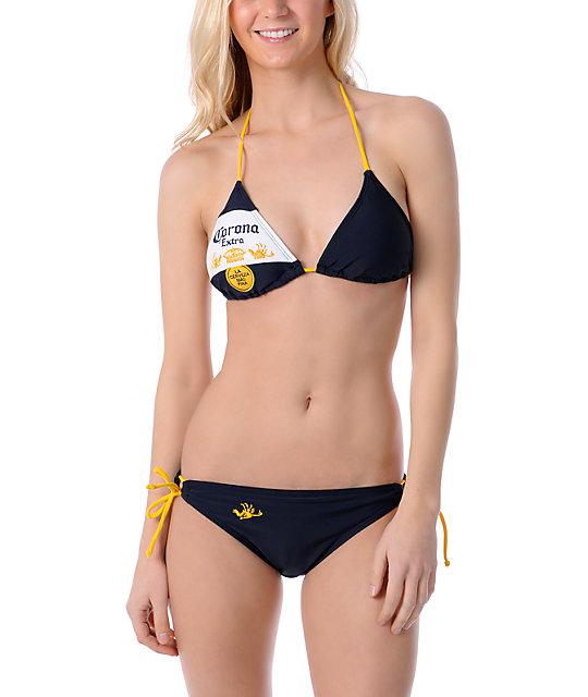 Corona bikini team
