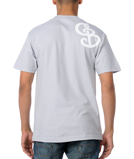 Counter Balance Shorthand Silver T-Shirt