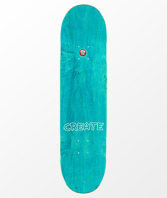 "Create Diablo Fire 8.25"" tabla de skate"
