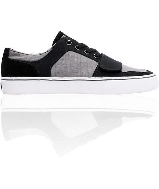 Creative Recreation Cesario Lo XVI Smoke Black Shoes