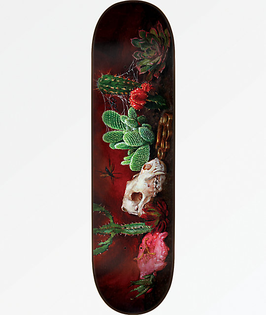 "Creature Barber Vanitas Everslick 8.5"" Skateboard Deck"