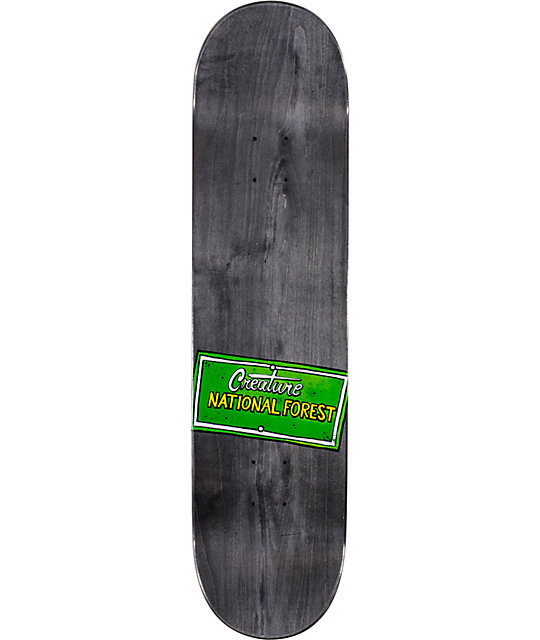 "Creature Gravette Camp 8.26""  Skateboard Deck"