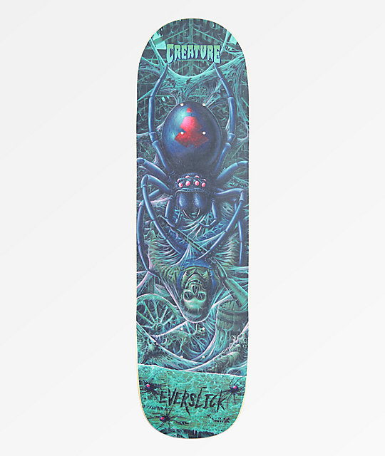 Creature Haunted Webs Everslick 8.59
