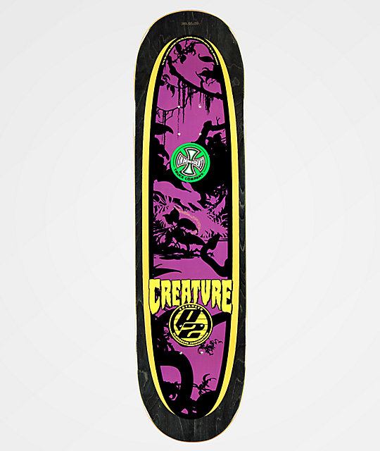 Creature Martinez Postcard 8.6