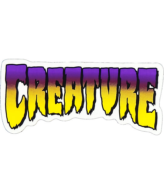 Creature Purple Logo 5
