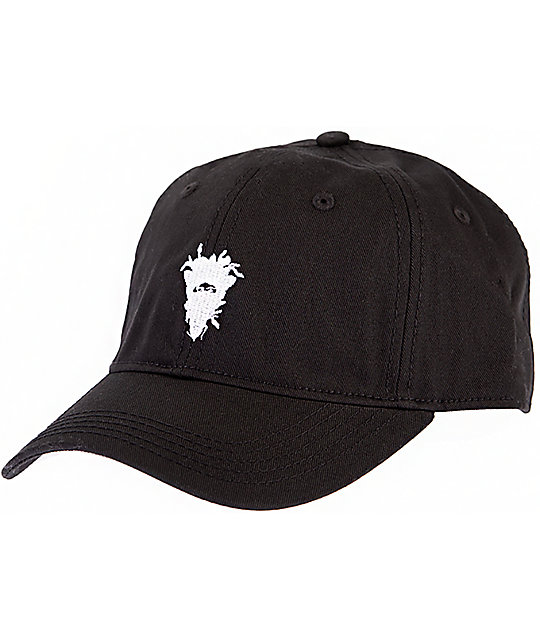 Crooks   Castles Cryptic Medusa Black Snapback Hat  2971165402ef