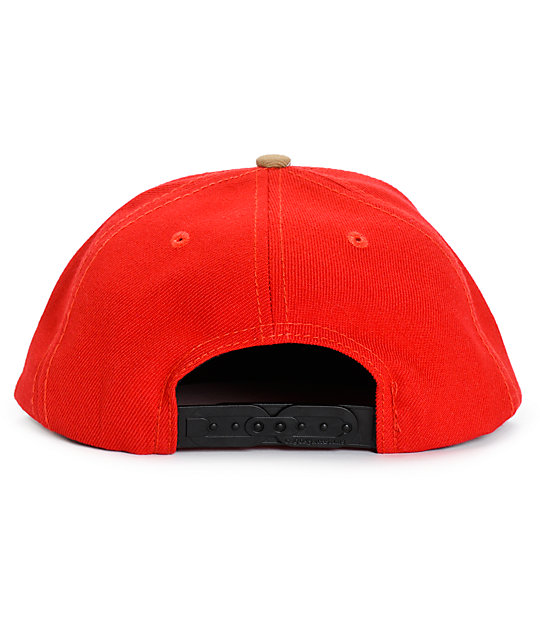 Crooks and Castles Chain C Snapback Hat