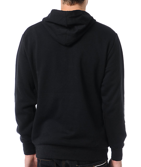 Crooks and Castles Riba Core Black Pullover Hoodie