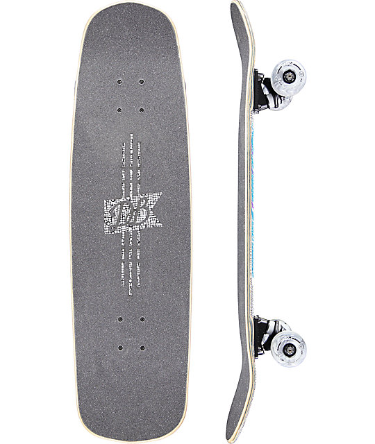"DB Apollo 31"" Glow In The Dark Cruiser Complete Skateboard"
