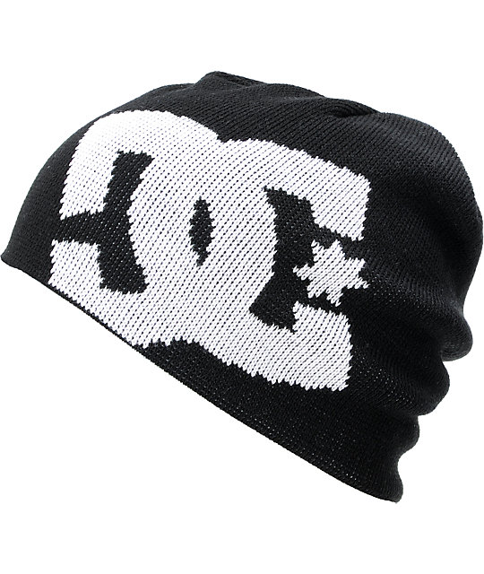 DC Big Star Black Beanie