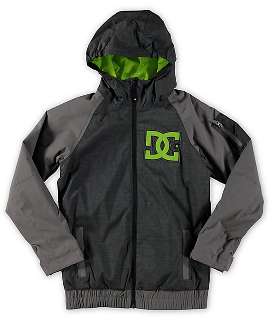 9d73ba464 DC Boys Troop 10k Snowboard Jacket   Zumiez