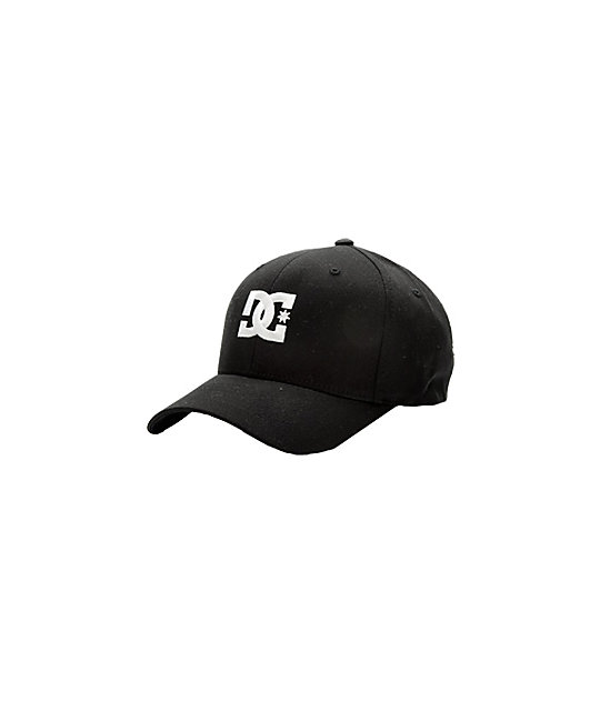 DC Cap Star Black Hat