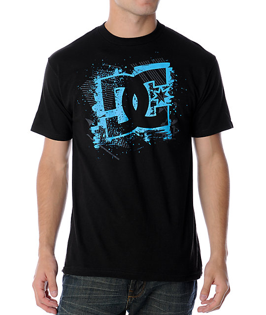 DC Deadend Black T-Shirt