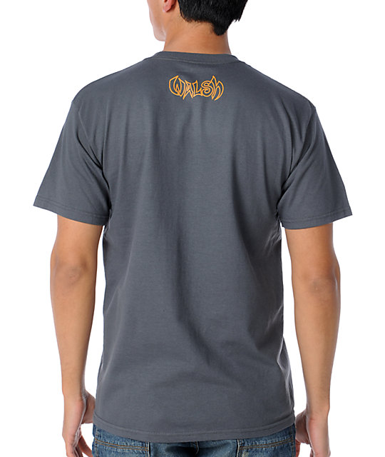 DC Devun Grey T-Shirt