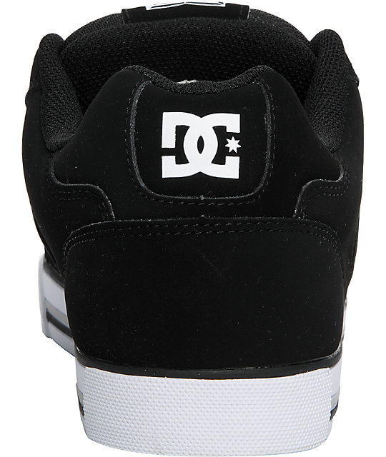 DC Dyrdek Stock White Shoes