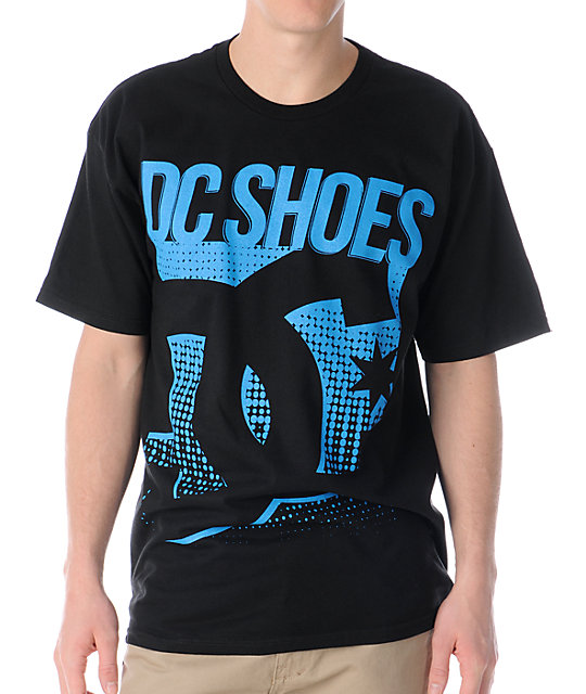 DC Fading Black T-Shirt