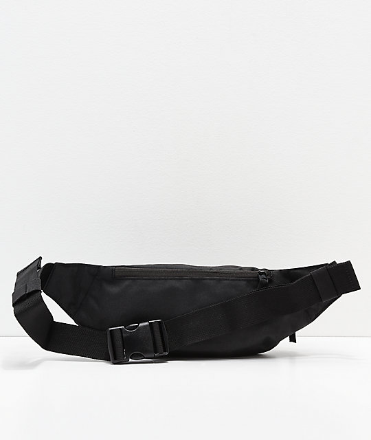 DC Farce Black Fanny Pack