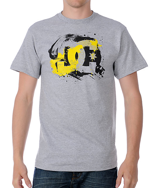 DC Hedland Grey T-Shirt