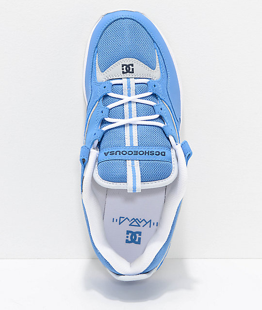 DC Kalis Lite Light Blue Shoes