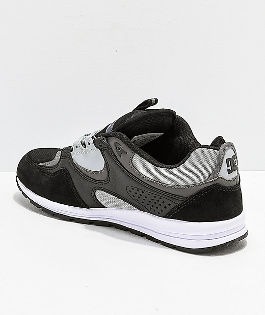 DC Kalis Lite SE Black & Grey Shoes
