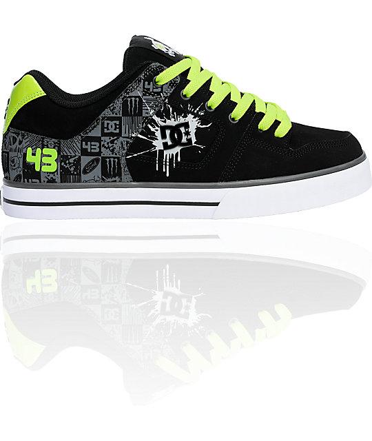 save off 8c616 27ac9 dc shoes x ken block
