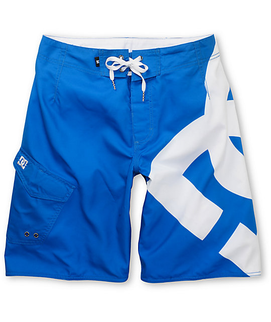 DC Lanai Blue Board Shorts