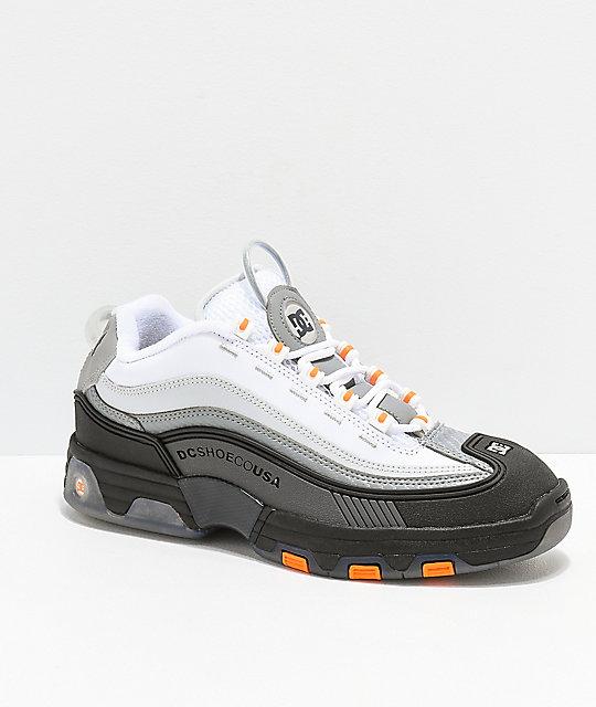 f4758bcc01cf4 DC Legacy OG Black, Grey & White Shoes