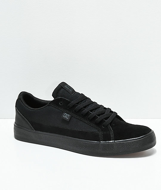 DC Lynnfield S Black Skate Shoes