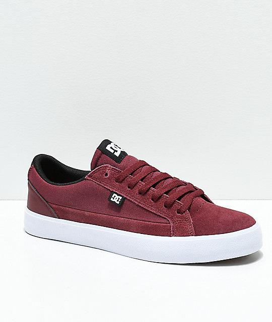 ShoesZumiez Burgundyamp; S Lynnfield White Skate Dc dsrhCxtQ