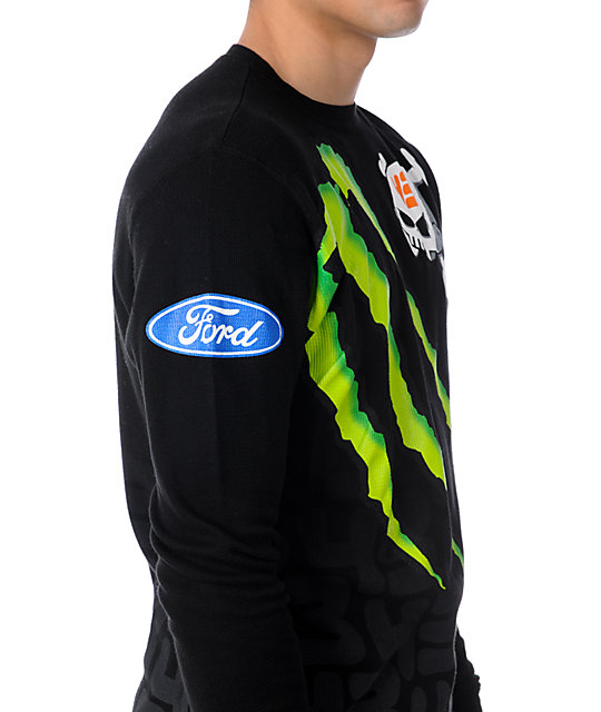 DC Monster Energy Ken Block Thermal
