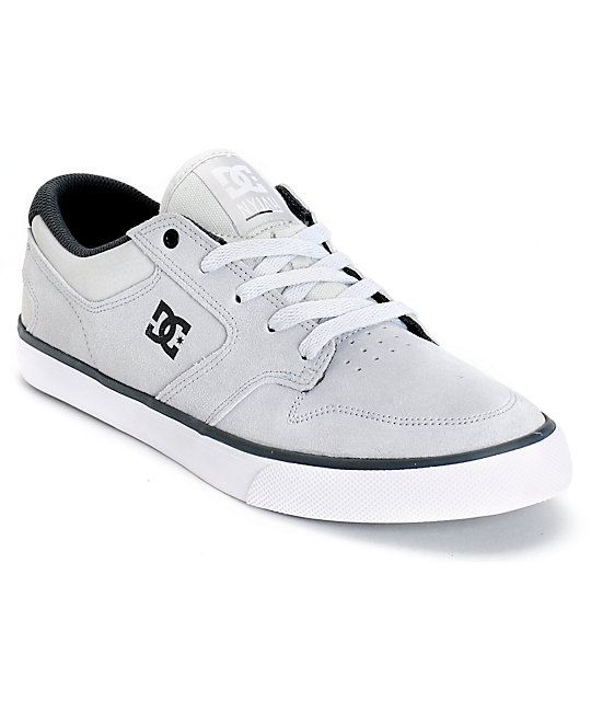 DC Nyjah Vulc S Suede Skate Shoes ...