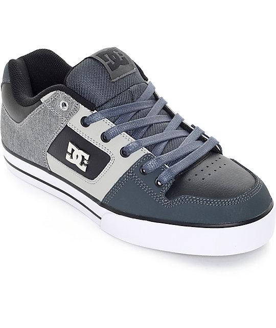 dc men's pure se skate shoe, OFF 77