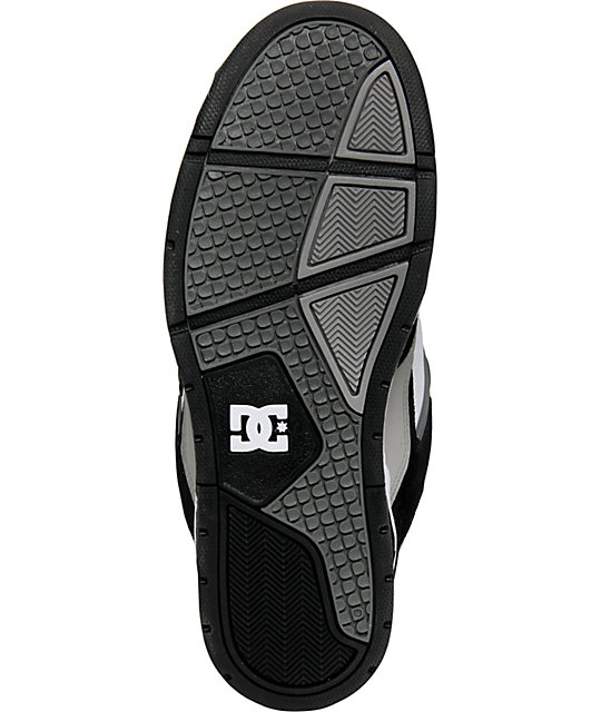 DC RD Flawless Black & Wild Dove Shoes