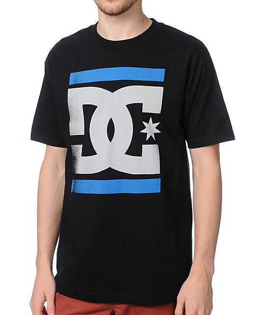 DC Runner Black T-Shirt