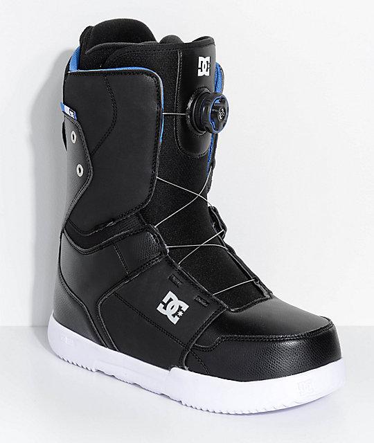Boutique en ligne cff7d e4aaa DC Scout Boa botas de snowboard negras