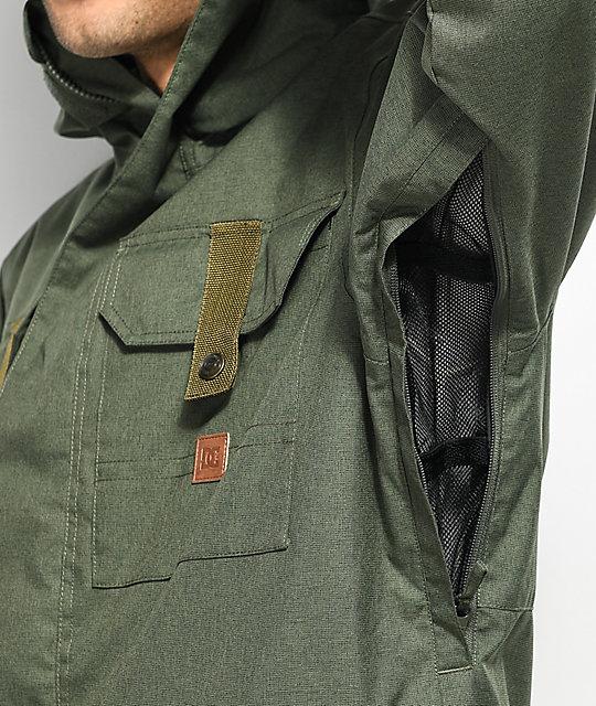f2586a8fd Dc Servo Snowboard Jacket - Equata.Org The Best Jacket 2018