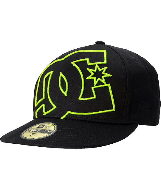 DC Side Coverage 2 Black   Green Hat  4f3df5af25a
