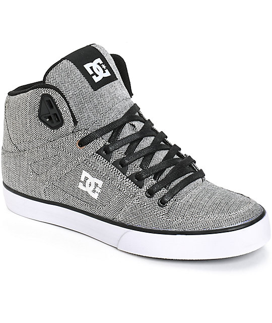 DC Spartan High WC TX Skate Shoes