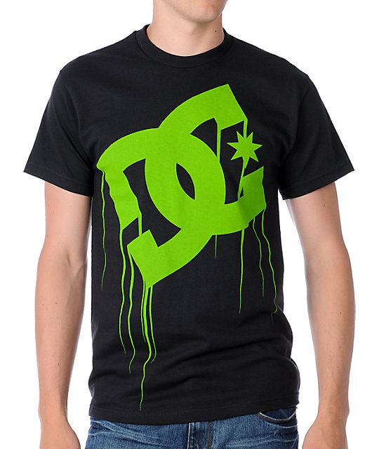DC Spike Black T-Shirt