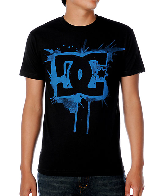 DC Splish Black T-Shirt