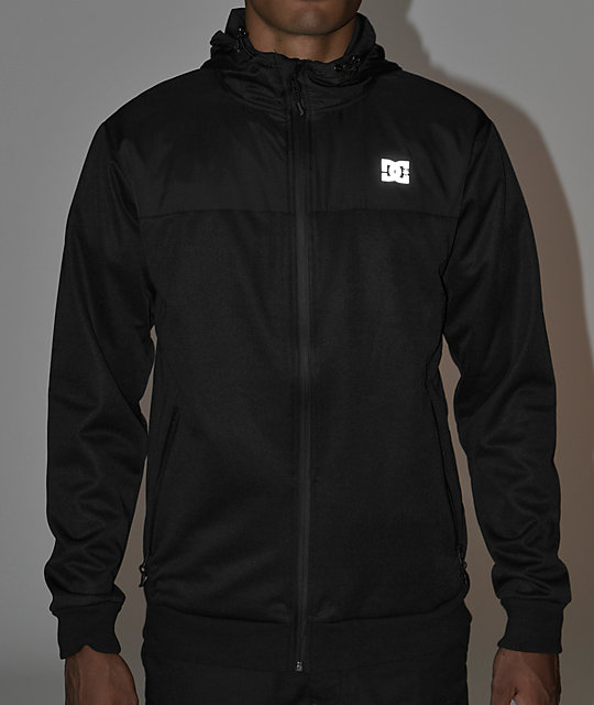DC Sunday Shouting Tech Fleece Jacket