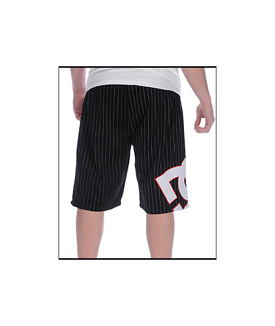 DC Up On Me Reversible Mesh Shorts