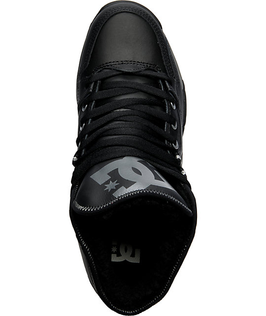 DC Versatile High Top Water Resistant Shoes