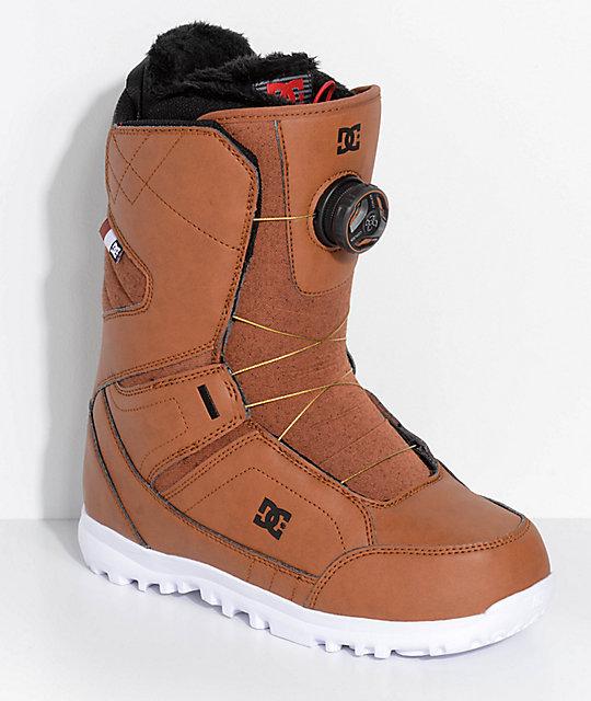 DC Womens Search Boa Snowboard Boots