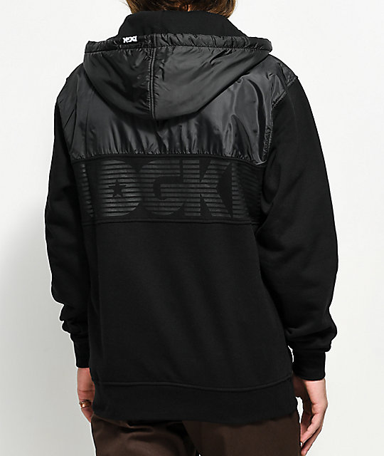 DGK Blackout Fleece Hoodie