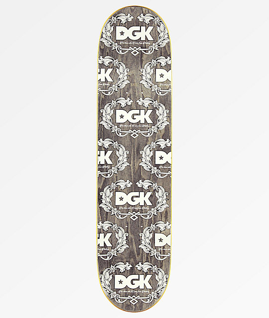 "DGK Boo Luxury 8.0"" Skateboard Deck"